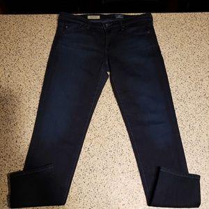 AG SZ 28R The Stevie Ankle Jeans